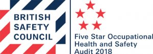Five Star Occupational Health and Safety Audit 2018